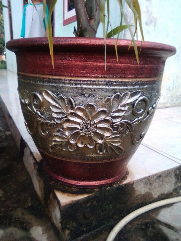 Dijual Pot Tanaman Hias Cantik Diameter 50 cm