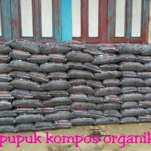 Pupuk Kompos Organik Fermentasi untuk tanaman buah dan sayur